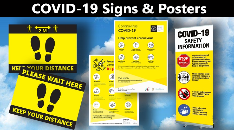 Covid-19 Posters safety 1