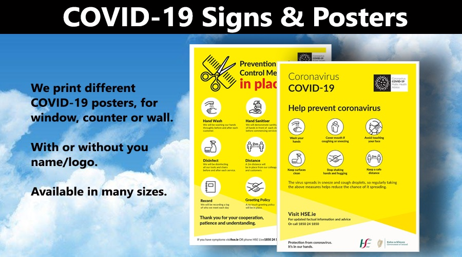 Covid-19 Posters safety 2