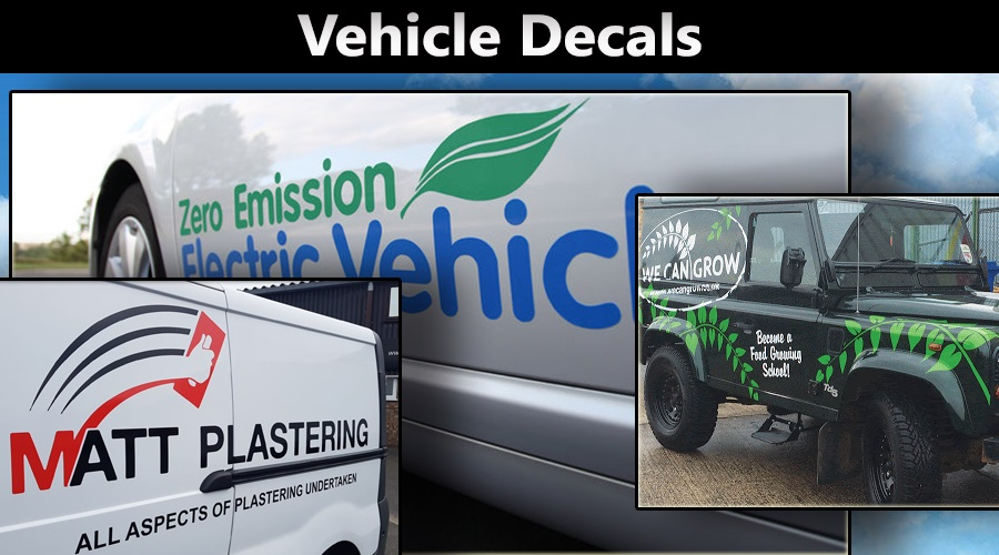 Vehicle Decals Signhere 2